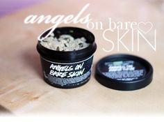 Alina Rose Makeup Blog: Lush Angels On Bare Skin, prawdziwie anielski peeling oczyszczający:)