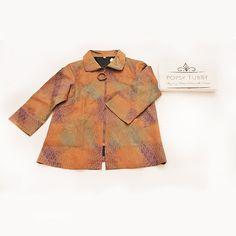 Jaket | Terbuat dari bahan dobby / ukuran XL – 8L / tersedia dalam warna coklat