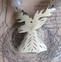 Black Forest Stag, Kathy Barrick, French Sentiments