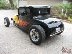 Hot Rods Boyd Coddington | 1929 Ford 5 Window Coupe Hot Rod by Boyd Coddington for sale
