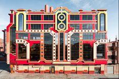 High Aspirations: Freddy Mamani and his cholets | Bolivian ...