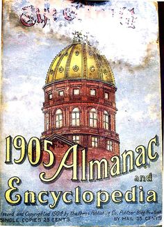 The World Almanac and Encyclopedia 1905