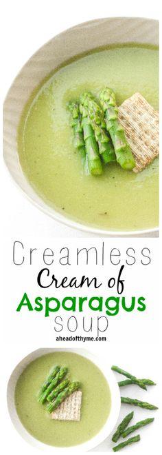Creamless Cream of A
