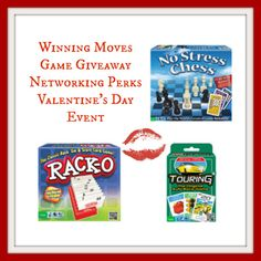 Winning Moves Game Giveaway {US   Ends 02/18}