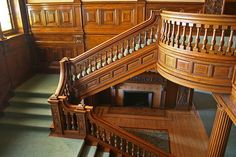 Every good home needs an impressive staircase, perfect for bannister races!