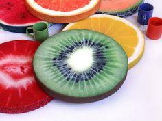 Fruit Pillows
