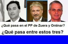 EN LOS ALTOS DE JALISCO: PP de Zuera y de Ontinar: ENTRE PILLOS ANDA EL  JU...
