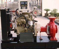 fire fighting pump manufacturer
