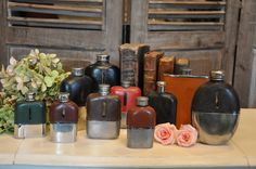 hip flasks http://info90077.wix.com/dd-antiques http://www.dd-antiques.be