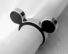 mickey mouse ring – Etsy DK
