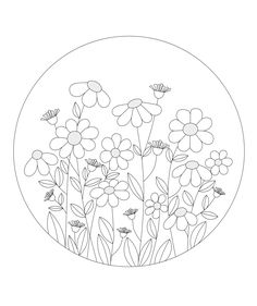 Hand Embroidery Patterns Flowers, Hand Embroidery Videos, Embroidery Flowers Pattern, Embroidery Hoop Art, Hand Embroidery Designs, Embroidery Techniques, Cross Stitch Embroidery, Creative Embroidery, Crochet