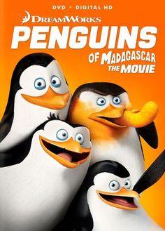 Penguins of Madagascar [DVD] [2014]