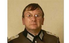 Sam Kelly as Captain Hans Geering in Allo, Allo!