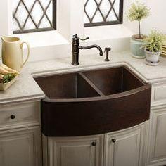 Kitchen sinks by Elkay sinks +faucets