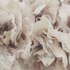 This ruffled flowers are going to be belt at http://misMATCHit.com
