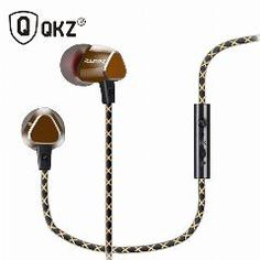 [ 40% OFF ] Qkz X36M Enthusiast Bass Ear Headphones Copper Forging 7Mm Shocking Anti-Noise With Microphone Sound Quality Original