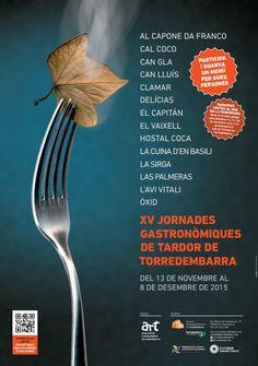 Jornadas Gastronomicas Torredembarra y presencia online