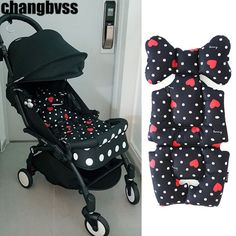 Hot Sale Baby New Giraffe Starfish Stroller Cushion Child Cart Seat Cushion Cotton Thick Mat Baby Stroller Complete Range Of Articles Mother & Kids