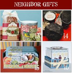 Inexpensive Christmas Gifts To Make | to Make Cheap Christmas Gifts at Home with Paper Crafting 161 gifts ...