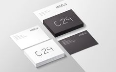 I don't know what Miselu does but this makes me want to find out. Character | Branding & Design Agency