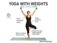 Yoga with Weights Will Make You Strong, Long, and Lean