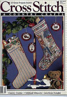 Knitting Christmas Stocking Pattern
