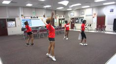 Central High Majorettes - Second Routine, July 29, 2014