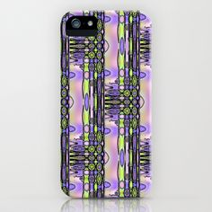 Abstract #13 iPhone & iPod Case by Rokin Art by RokinRonda - $35.00