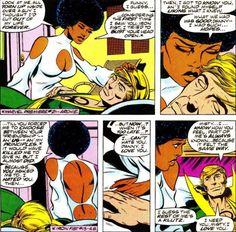 inthylove: Marvel's Misty Knight & Iron Fist