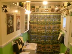 Or A John Deere Bathroom
