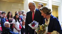 Norwegian royalty touch down in Canberra - http://www.baindaily.com/norwegian-royalty-touch-down-in-canberra/
