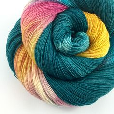 Yarn Baby — Over the Rainbow