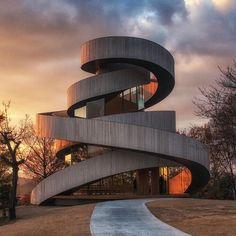 architecture by Hiroshi Nakamura