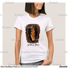 Fave Goddess Yoni T-Shirt