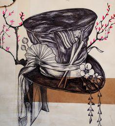 Japanese Mad Hatby grapeninja