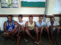 #LEIAMAIS  WWW.OBSERVADORINDEPENDENTE.COM - FEIRA DE SANTANA: Polícia prende cinco homens por tráfico e associação ao tráfico de drogas