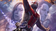 Ant-Man and the Wasp production heads to San Francisco