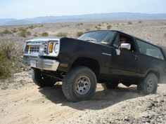 1978 Dodge Ramcharger w/a 440 engine and 3 speed torqueflight transmission.  I own this, but I want it to be completely restored.  Its a work in progress...