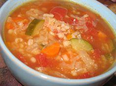 Savory Spring Soup