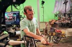 Quint visits the set of Laika's The Boxtrolls and brings back a ton of BTS pictures! - Ain't It Cool News: The best in movie, TV, DVD, and comic book news.