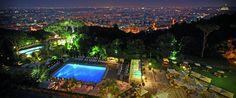 ★★★★★ Rome Cavalieri, A Waldorf Astoria Hotel, Rome, Italië Hilton Hotels, Hotels And Resorts, Luxury Hotels, Top Hotels, Luxury Travel, Voyage Rome, Hotel World, Astoria Hotel, Pergola