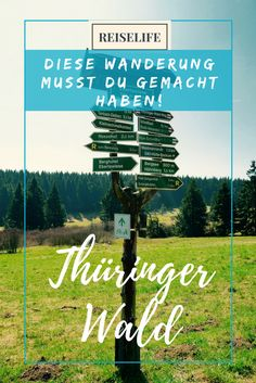 Hiking in the Thuringian Forest: the fairytale mountain lake Ebertswiese - Travel Ideas Hiking Germany, Germany Travel, Norway Landscape, Europe Destinations, Camping And Hiking, Outdoor Travel, Where To Go, Beautiful Landscapes, Land Scape