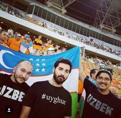 Uzbek and Uyghur /brothers/LOVE