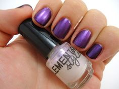 Seriously Swatched: Elemental Styles Chlorine Sheen