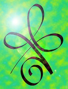 """Zibu Symbol:  """"Acceptance of Optimum Health"""""""