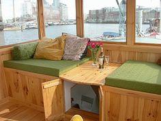 Apartment In Captain's Cabin Steering