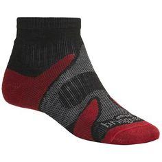 Versatile, low-profile, multi-sport sport socks