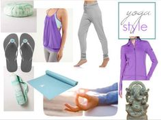 Yoga style. Perfect for a weekend getaway to Canyon Ranch.
