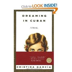 Dreaming in Cuban. A novel.