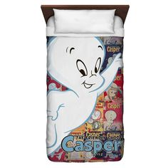 """Checkout our #LicensedGear products FREE SHIPPING + 10% OFF Coupon Code """"Official"""" Casper The Friendly Ghost/Casper And Covers -  Duvet Cover  - Casper The Friendly Ghost/Casper And Covers -  Duvet Cover  - Price: $114.99. Buy now at https://officiallylicensedgear.com/casper-the-friendly-ghost-casper-and-covers-duvet-cover"""